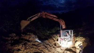 Tìm thấy 5 thi thể trong vụ sạt lở ở xã Phước Lộc