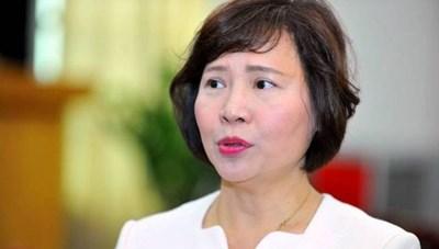 Đề nghị khai trừ Đảng bà Hồ Thị Kim Thoa
