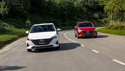 TC MOTOR giới thiệu Hyundai Accent 2021 giá chỉ hơn 400 triệu
