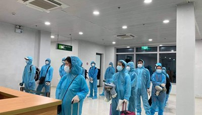 Nghệ An: 2 người mắc Covid-19 sau khi trở về từ Nhật Bản