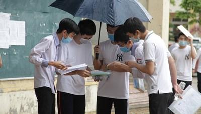 Nghệ An ghi nhận 'mưa' điểm 10 tại kỳ thi tốt nghiệp THPT