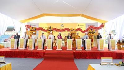 T&T Group khởi công xây dựng dự án Khu phức hợp nhà ở kết hợp thương mại dịch vụ trung tâm TP Long Xuyên