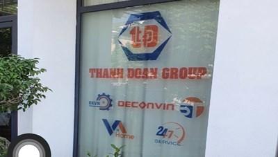 Công ty cổ phần đầu tư xây dựng và CGCN Thành Đoàn:  Sử dụng tài liệu bất nhất khi tham gia đấu thầu