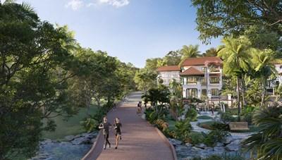 Ra mắt Sun Tropical Village - 'Ngôi làng nhiệt đới' tại Nam Phú Quốc
