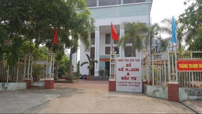 Thông tin mới về vụ một BQL dự án ở Kon Tum bị tố ưu ái chọn nhà thầu là người nhà