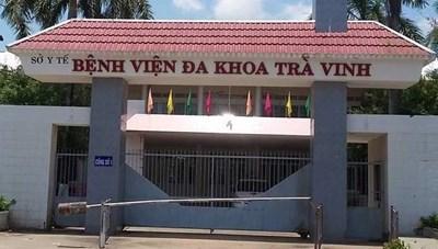 Bệnh viện đa khoa Trà Vinh:  Mời thầu thiết bị y tế bị thu hồi(?)