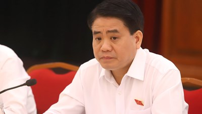 Đề nghị truy tố ông Nguyễn Đức Chung trong vụ mua chế phẩm Redoxy 3C