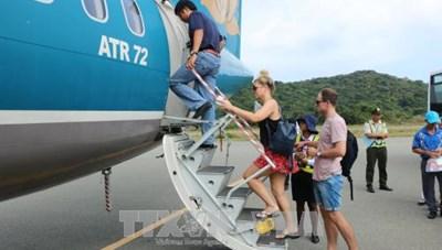 Quy hoạch sân bay Côn Đảo công suất 2 triệu khách/năm