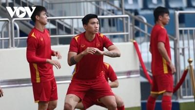 Đội tuyển Việt Nam chia tay Đoàn Văn Hậu