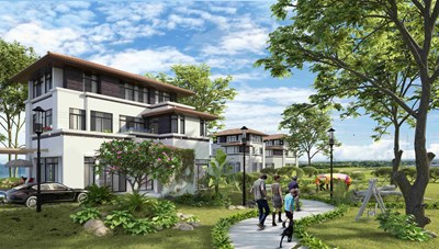 Nghỉ dưỡng tại gia lên ngôi, villa biển Hạ Long vào tầm ngắm nhà đầu tư