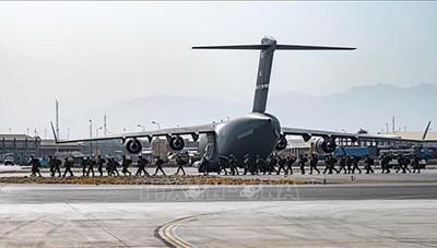 Tình hình Afghanistan: Mỹ thông báo hoàn tất quá trình rút quân