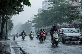 Hôm nay, cả nước có mưa vừa đến mưa to