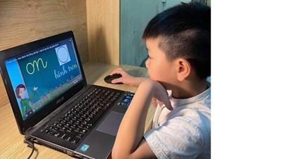 Hà Nội: Học sinh lớp 1 học trực tuyến từ ngày 13/9