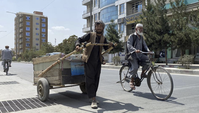 Afghanistan đối mặt khủng hoảng đói, nguy cơ sụp đổ kinh tế