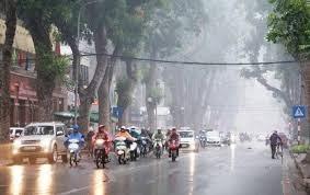 Thời tiết ngày 2/9: Cả nước có mưa lớn, Bắc Bộ đề phòng mưa đá và gió giật mạnh