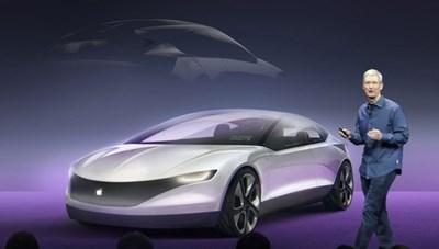 Apple Car sẽ ra mắt vào năm 2024?