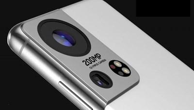 Sắp có smartphone với camera 200 chấm