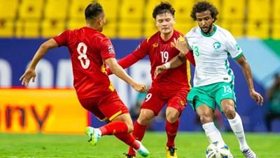 Đội tuyển Việt Nam bị tụt hạng sau trận thua trước Saudi Arabia