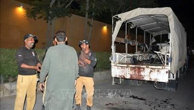 Taliban tại Pakistan thừa nhận đánh bom liều chết gần biên giới với Afghanistan