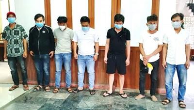 Phú Yên: Bắt giữ đường dây đánh bạc qua mạng với số tiền 21 tỷ đồng