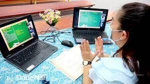Vượt khó dạy và học trực tuyến