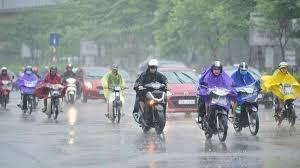Dự báo thời tiết 10 ngày tới, cả nước có mưa rào và dông vào chiều tối