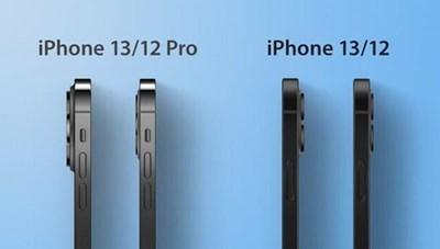iPhone 13 khác biệt gì so với iPhone 12