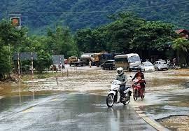 Trung Bộ và Tây Nguyên có khả năng mưa lớn