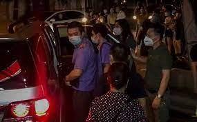 Khởi tố, bắt giam cựu Trưởng Công an quận Tây Hồ Phùng Anh Lê