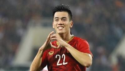 Tiến Linh chiến thắng trong cuộc bình chọn Ngôi sao tương lai của AFC