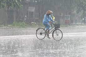 Dự báo thời tiết 10 ngày tới: Cả nước có mưa rào và dông, Bắc Bộ trời lạnh