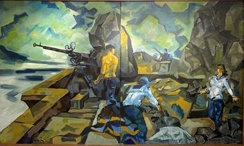 Phát động sáng tác mỹ thuật về lực lượng vũ trang, chiến tranh cách mạng