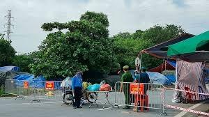 Thêm F0, Hà Nội thông báo khẩn tìm người tới khu đất Đầm Liễng ở Hoàng Mai