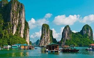 'Vịnh Hạ Long - Điểm hẹn kỳ quan thiên nhiên thế giới'