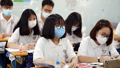 Hà Nội: Không tổ chức các kỳ thi tuyển sinh riêng theo hình thức trực tiếp