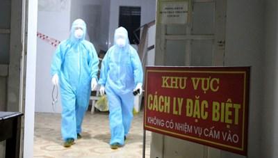 Bộ Y tế thông tin về việc công bố số lượng F0 tại Hà Nội