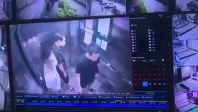 Phạt 4 triệu đồng nam thanh niên khạc nhổ trong thang máy chung cư