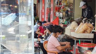 Những quận, huyện nào của Hà Nội được mở lại hàng quán từ 16/9?