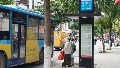 [ẢNH] 70 điểm dừng xe buýt chuẩn châu Âu sắp tới tại Hà Nội trông sẽ ra sao?