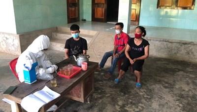 Quảng Bình: Phạt 15 triệu đồng 3 cá nhân vi phạm phòng, chống dịch Covid-19