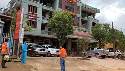 Quảng Bình: Phát hiện 1 trường hợp dương tính với SARS-CoV-2 tại Cha Lo