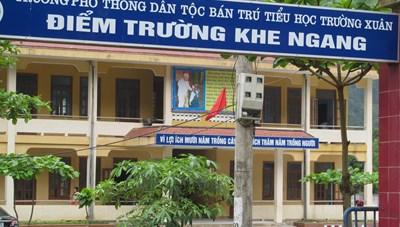 Vì dịch Covid-19, Quảng Bình lùi thời gian tổ chức dạy học