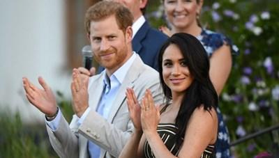 Vợ chồng Hoàng tử Anh Harry thông báo tin vui đúng ngày Lễ tình nhân