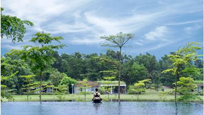 Giữa mùa dịch, xu hướng du lịch nghỉ dưỡng phục hồi năng lượng 'lên ngôi'