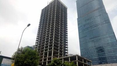 Bộ Công an điều tra dự án Vicem Tower bỏ hoang nhiều năm