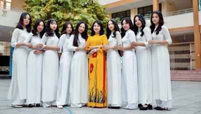 Một lớp học có 33 em trúng tuyển vào các trường đại học hot nhất Hà Nội