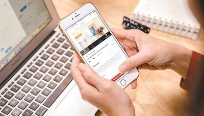 Không chờ đợi hết giãn cách, nhiều doanh nghiệp địa ốc bung hàng online