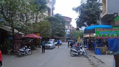 'Sốt' đất đấu giá tại Hà Nội