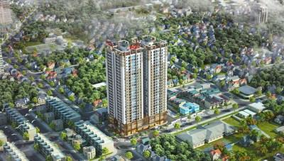 Gần 26 nghìn căn hộ được hoàn thành trong 10 tháng đầu năm tại Hà Nội
