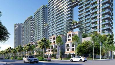 Tương lại sẽ có nhà ở thương mại giá 20 triệu đồng/m2